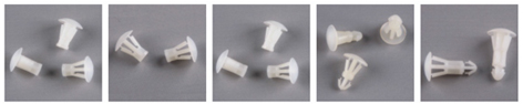 PC plate spacer