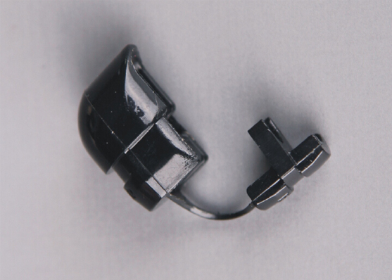RIGHT ANGLE STRAIN RELIEF BUSHING