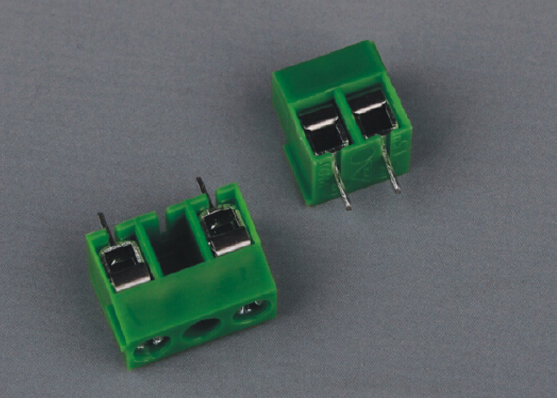 PCB TERMINAL BLOCK(WITH VERTICALL SOLDER PIN)
